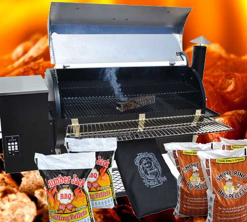 Smoke Daddy Pellet Grills Bbq Wood Pellet Grill Smokers