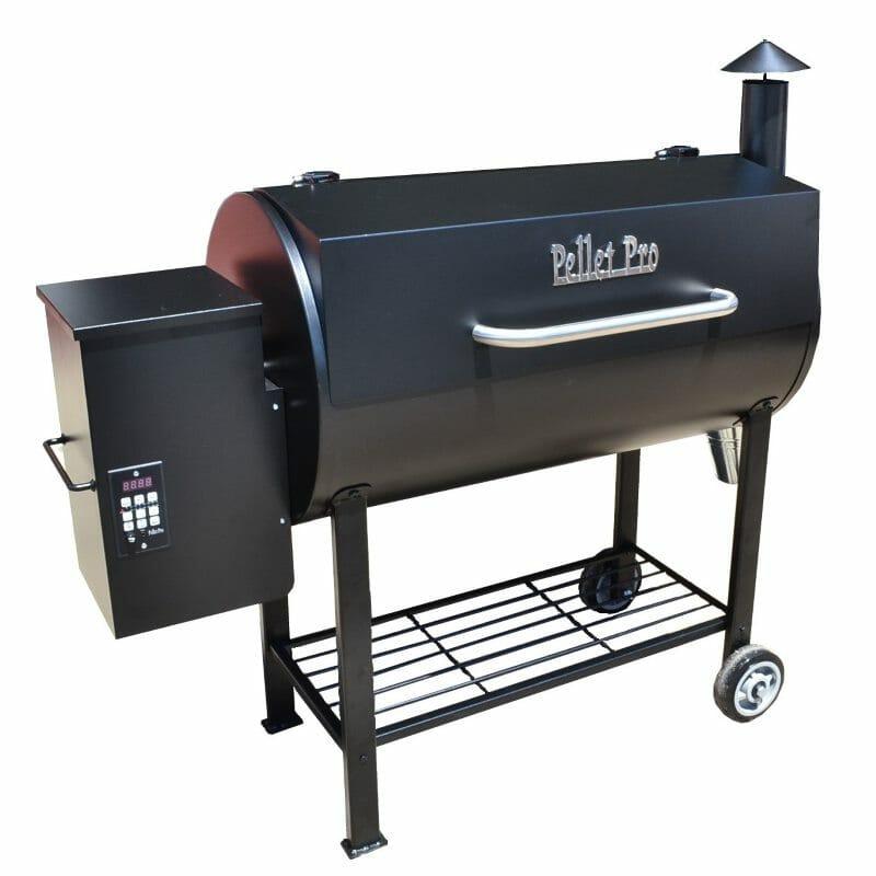 Pellet Pro 174 680 Stick Burning Pellet Grill Pellet Grill