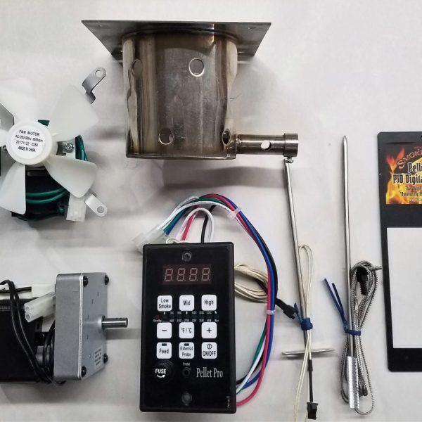 pellet grill upgrade kit