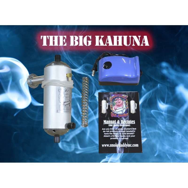 Big Kahuna Cold Smoke Generator