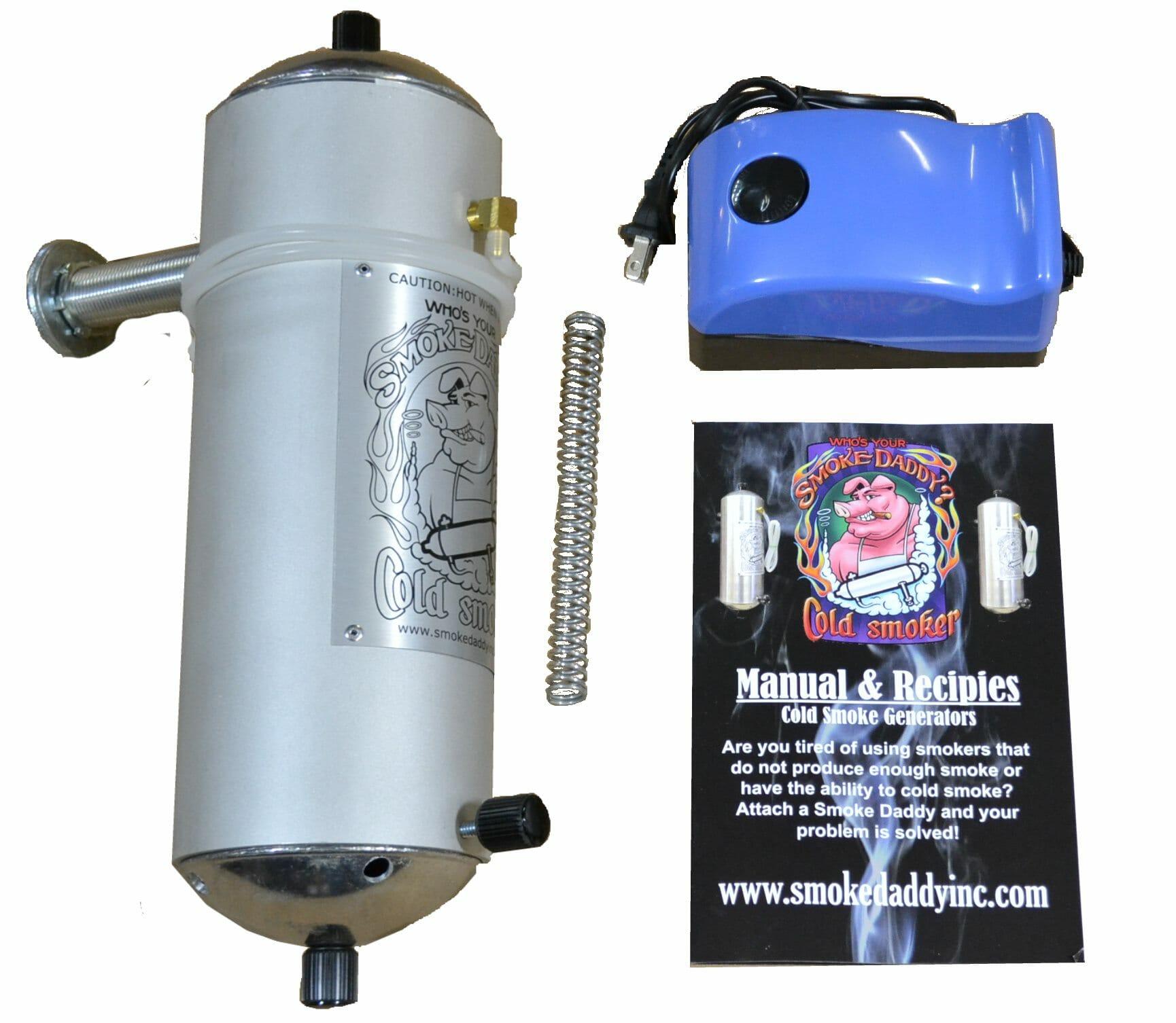 Magnum P I G  Cold Smoke Generator