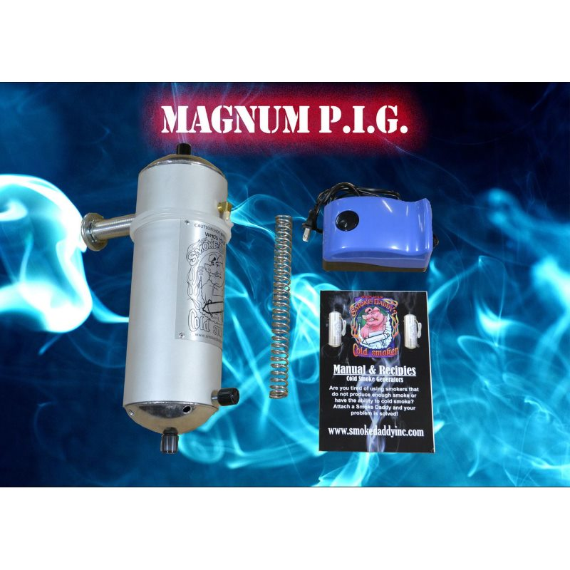 Magnum P I G Cold Smoke Generator Pellet Grill Smokers