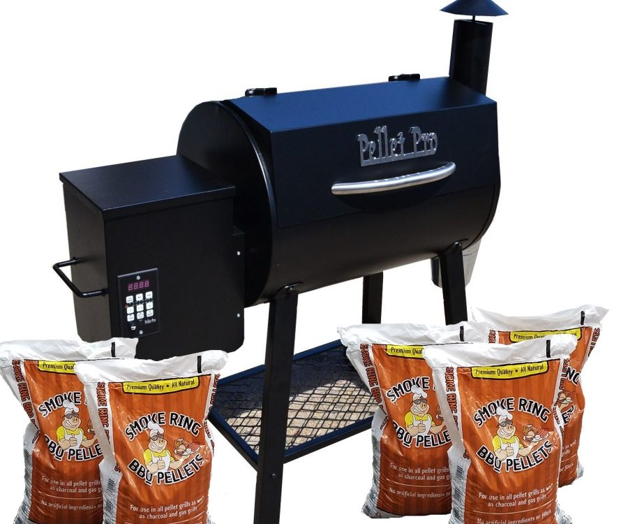 Smoke Daddy Best Bbq Wood Pellet Grill Smokers And