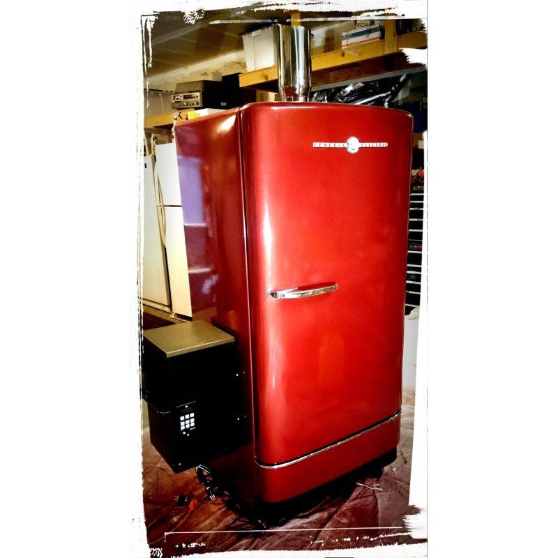 The Pellet Pro 174 Upgraded Pellet Hopper Assembly Smoke
