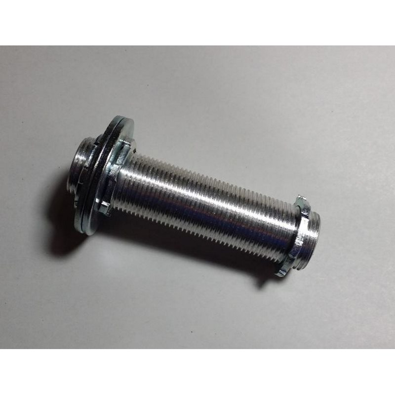 Aluminum Threaded Outlet Tube 3 4 Npt Cold Smoker Parts