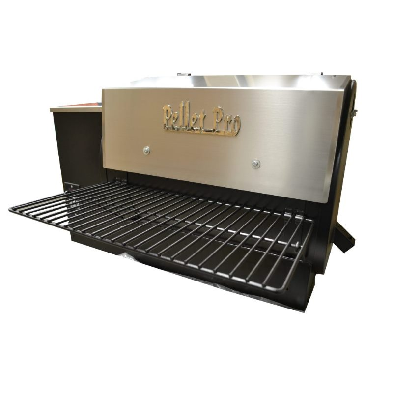 Foldable Front Grill Shelves Smoke Daddy Inc Bbq