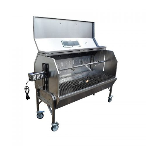 Stainless Steel Spit Roasters