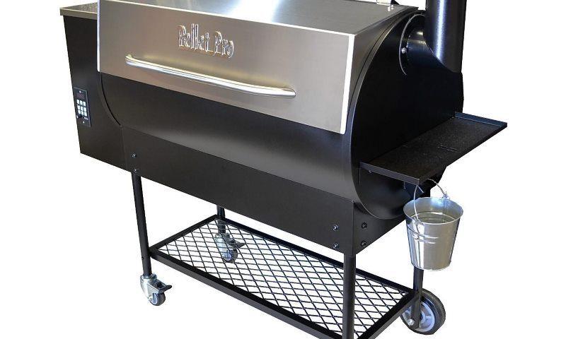 Wood Pellet Grill