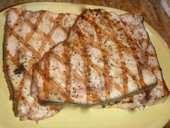 Olive Oil Swordfish Recipe