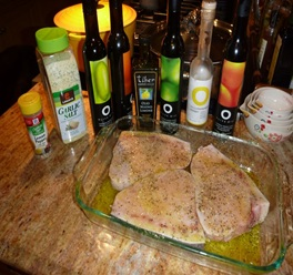 Citrus Olive Oil Swordfish Recipe