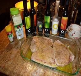 Citrus Olive Oil Swordfish Recipe
