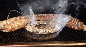 pellet-grill-canadian-bacon
