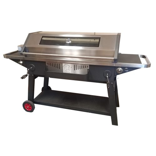 "The ""Elite"" Roaster & Charcoal Grill"