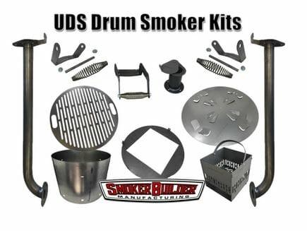 UDS Smoker Kit